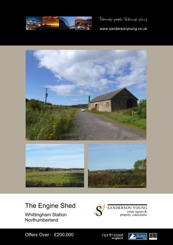The Engine Shed - Sanderson Young