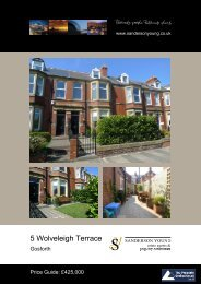 5 Wolveleigh Terrace - Sanderson Young