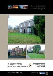 1 Eastern Villas - Sanderson Young