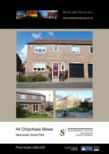 44 Chipchase Mews - Sanderson Young