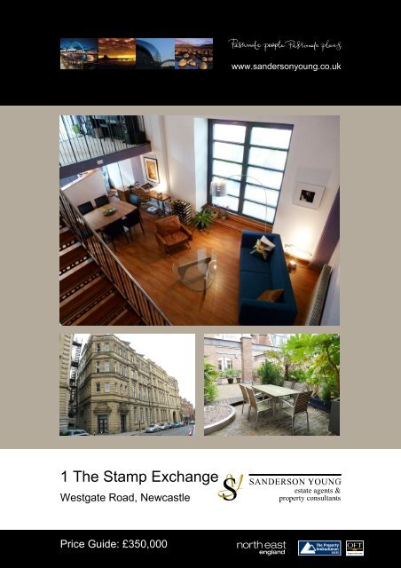 1 The Stamp Exchange - Sanderson Young