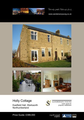 Holly Cottage - Sanderson Young