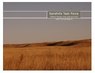 2007 - Sandhills Task Force