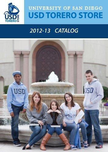 USD TORERO STORE - University of San Diego