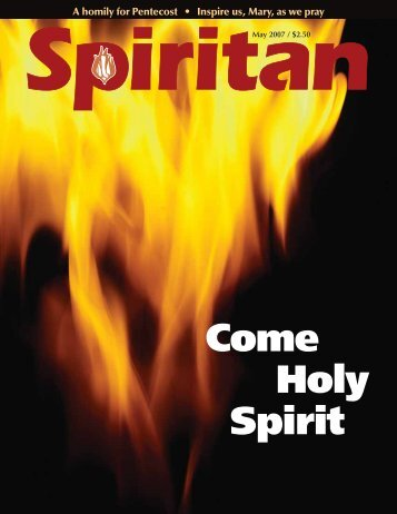 Come Holy Spirit - University of San Diego