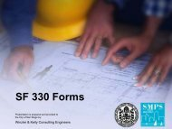 SF 330 Forms - City of San Diego