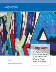 Gang Wars - City of San Diego