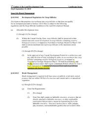 7 Update to the Land Development Code ... - City of San Diego