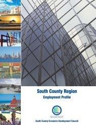 Employment Profile Study - South County Economic Development ...