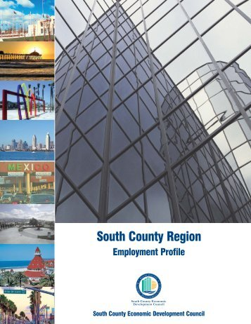Employment Profile Study - South County Economic Development ...