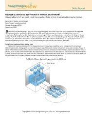 StorageStrategies Now Delta Report - SanDisk