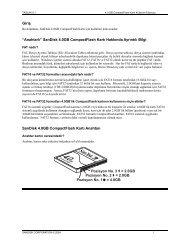 """Giriş """"Anahtarlı"""" SanDisk 4.0GB CompactFlash Kartı Hakkında ..."""