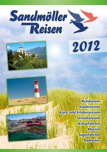 2012 - Sandmöller Reisen