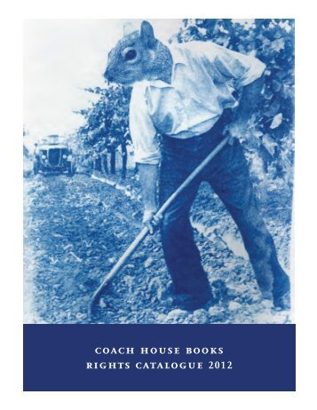 coach house books rights catalogue 2012 - Sandra Bruna Agencia ...
