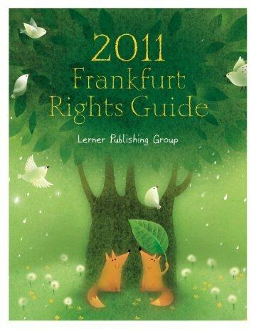 Frankfurt Rights Guide 2011