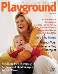 Protect Your Rights as a Play Therapist - Sandra Webb Counselling