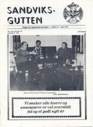 1980 - 4 - Sandvikens Bataljon