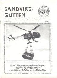 1981 - 4 - Sandvikens Bataljon
