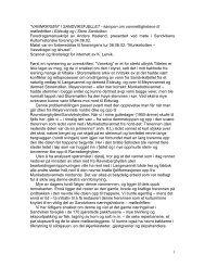 Anders Haalands foredragsmanus - Sandvikens Bataljon