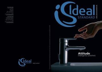 Attitude Armaturen Prospekt - Ideal Standard