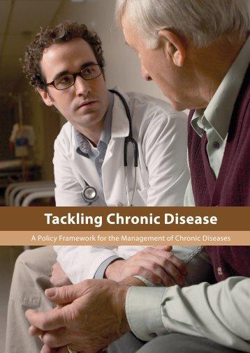 Tackling Chronic Disease - Sangers Pharmacy News
