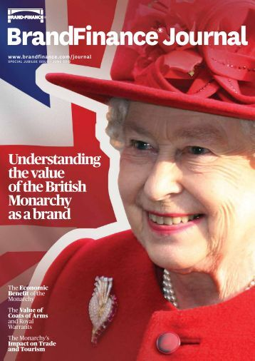 The Contribution of the Monarchy to UK Trade - Brand Finance
