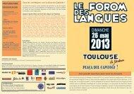 télécharger le programme détaillé - Carrefour Culturel Arnaud Bernard