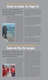 e*Cityruf News 1/2004 - e*Bos - Alarmierung
