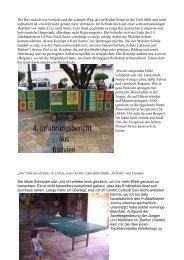 Freiwilligendienst Santa Cruz 1_Frühjahr 2012 - Eine Welt Verein ...