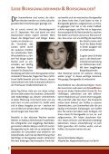 Unser Borsigwalde, Ausgabe 8, Herbst 2009 - Emine Demirbüken ... - Seite 2