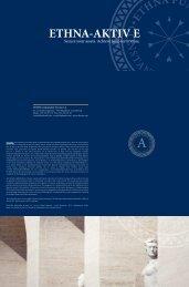 Flyer - Ethna-AKTIV E - Ethna Funds