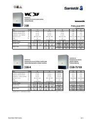 CGB CGB-K CGB-75/100 - Sanistal