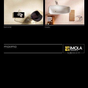 maxima - Cooperativa Ceramica d'Imola