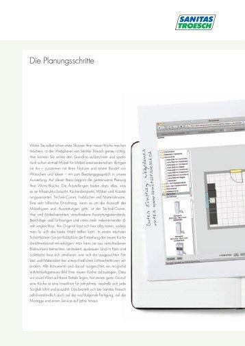 Die Planungsschritte - Sanitas Troesch AG