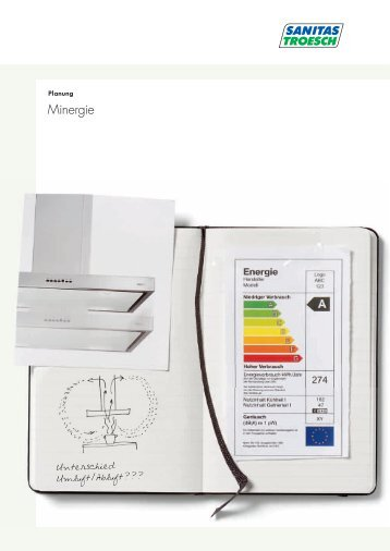 Kurzinformation (903 KB) - Sanitas Troesch AG