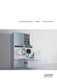 HauswirtscHaftsraum Lingerie LocaLe domestico - Sanitas Troesch ...