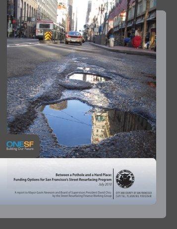 The Final SRFWG Report (PDF, 4 MB) - Sfgov2.org