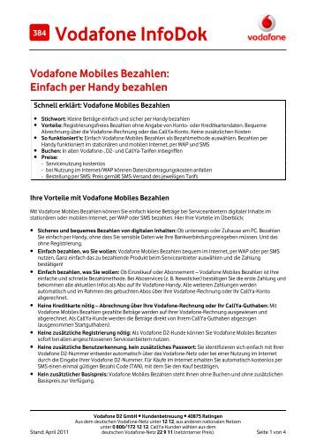 infodok 100 preisliste f r vodafone mobilfunk handy. Black Bedroom Furniture Sets. Home Design Ideas