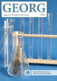 Ausgabe 1/2012 - Philosophisch-Theologische Hochschule Sankt ...