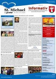Informativ Mai 2012 - Verein Wirtschaft St. Michael