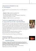 Gemeindebote Dezember 2012 / Januar 2013 - Kirchengemeinde St ... - Page 5