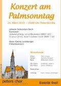Gemeindebote März 2013 - Kirchengemeinde St. Peter - Page 5