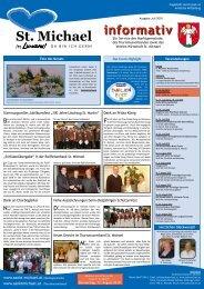 Informativ Juli 2010 - Verein Wirtschaft St. Michael