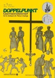 Gemeindebrief 1 - Sankt Petrus Springe