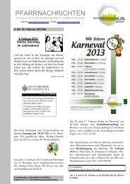 5 Pfarreien 1 Deckblatt 06 - St. Remigius Opladen