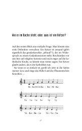 Wie er im Buche steht, oder: was ist ein Ketzer? - Sankt Ulrich Verlag