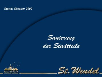 Stadtteil Leitersweiler