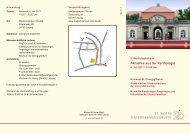 Programm - St. Georg