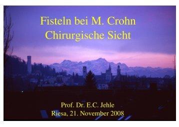 Jehle_Crohnfisteln