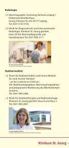 Brustzentrum - St. Georg - Page 4